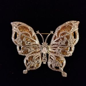 Nolan Miller's Limited Edition Final Butterfly Pin